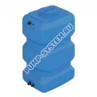 Бак для воды Акватек ATP-1000 (синий) с поплавком (Миасс)