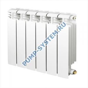 Радиатор алюминиевый Elegance 2,0 350 (6 секций)