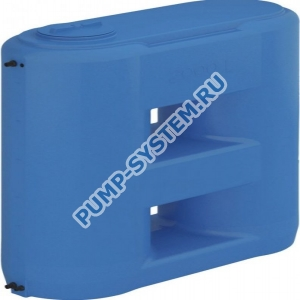 Бак для воды Акватек Combi W-2000 (синий) с поплавком (Миасс)