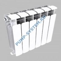Биметаллический радиатор SMALT S8003 300 (8 секций)