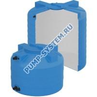Бак для воды Акватек ATV-1000 BW (сине-белый) с поплавком