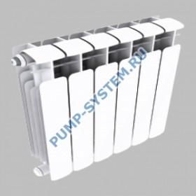 Биметаллический радиатор SMALT S8003 300 (10 секций)