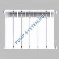 Алюминиевый радиатор SMALT S8013 350 (8 секций)