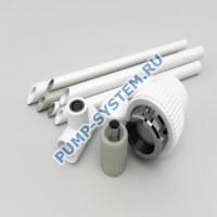 Полипропиленовая труба RUBIS Pro Aqua PN 20 / SDR 7,4, DN 110