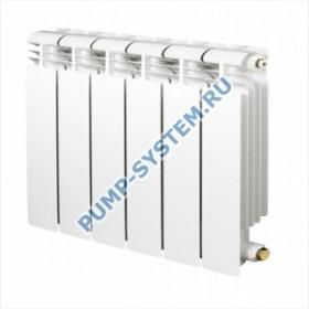 Радиатор алюминиевый Elegance 2,0 500 (6 секций)