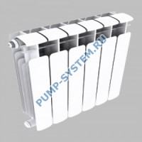 Биметаллический радиатор SMALT S8003 300 (4 секции)