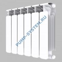 Биметаллический радиатор SMALT S8002 500 (4 секции)