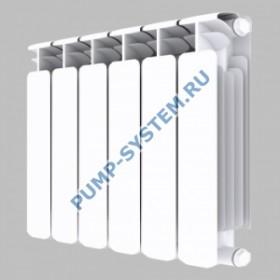 Биметаллический радиатор SMALT S8002 500 (8 секций)