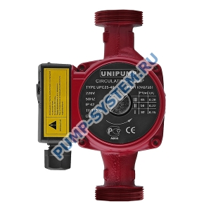 Циркуляционный насос UPС 25-40 180